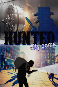 Hunted Tablet Game in Delft
